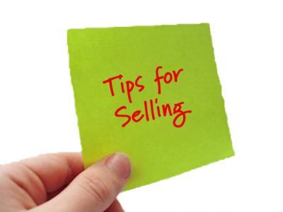 Tips For First Time Sellers